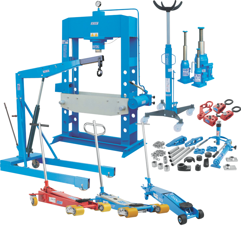 Castor Trading - tools and equipment